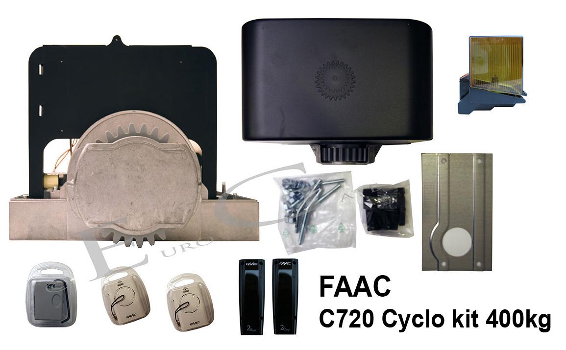 Ouvre Portails Faac Catalogue